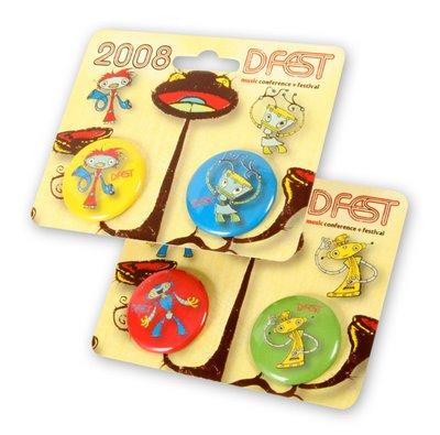 DFest Button Packs