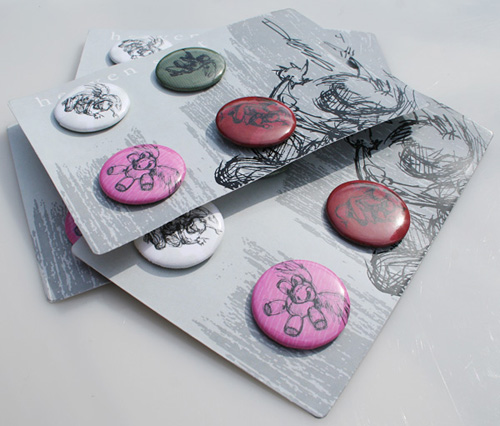 Strhess Button Packs 2