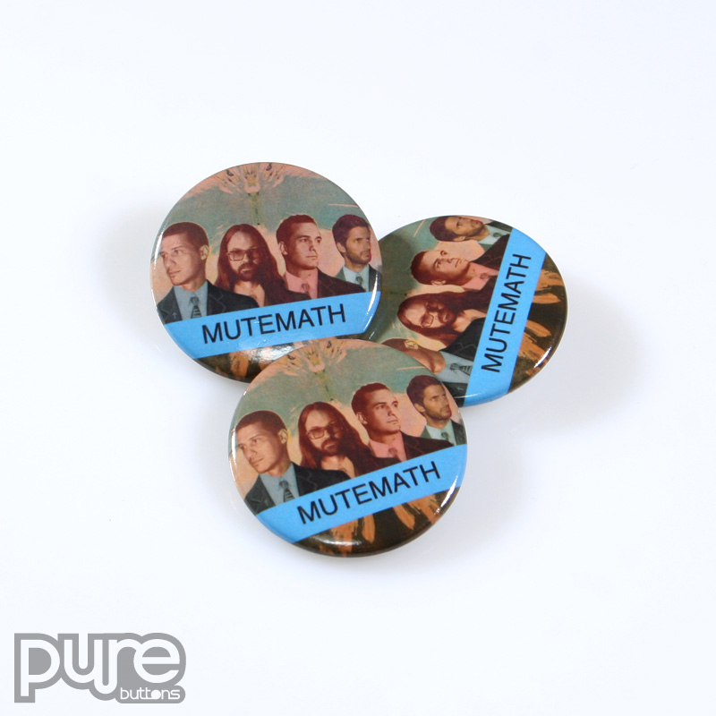 Mutemath Custom Buttons