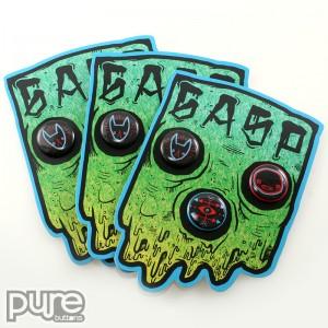 custom button packaging