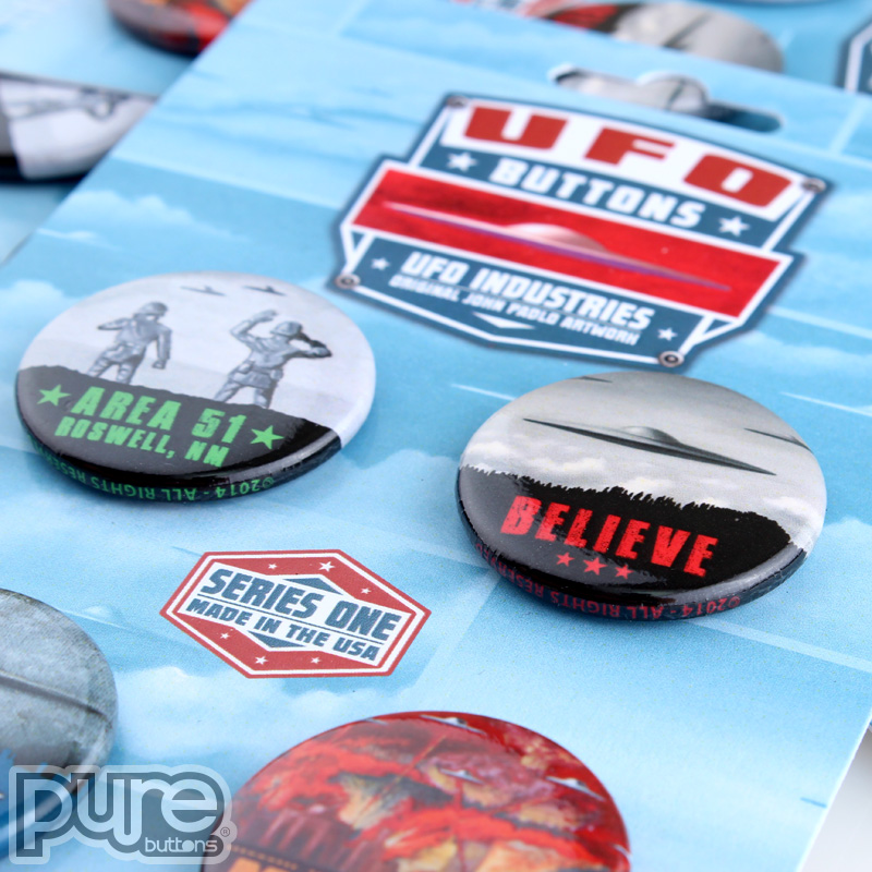 Custom Button Packs
