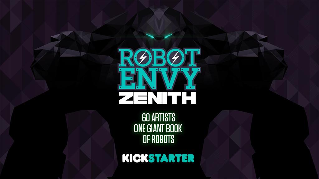 Robot Envy Zenith