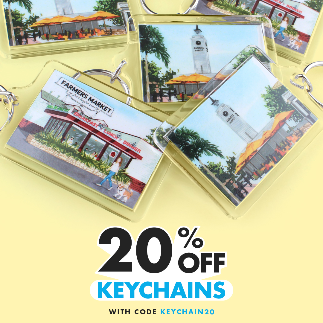 20% Off Custom Keychains