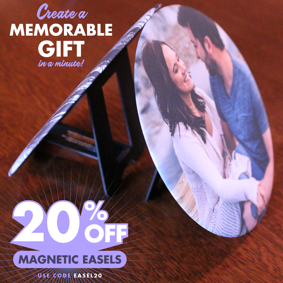 20% OFF Magnetic Easels